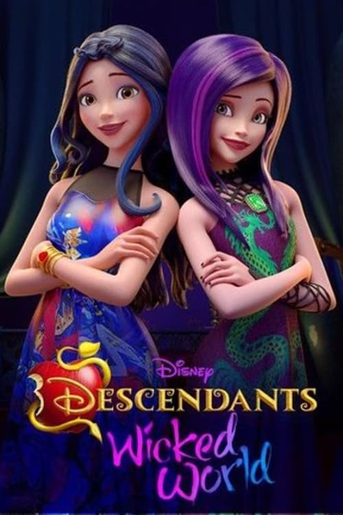 Descendants: Wicked World TV Shows About Computer