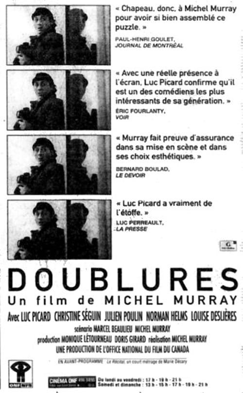 Ver Doublures Online HD Español (1993)