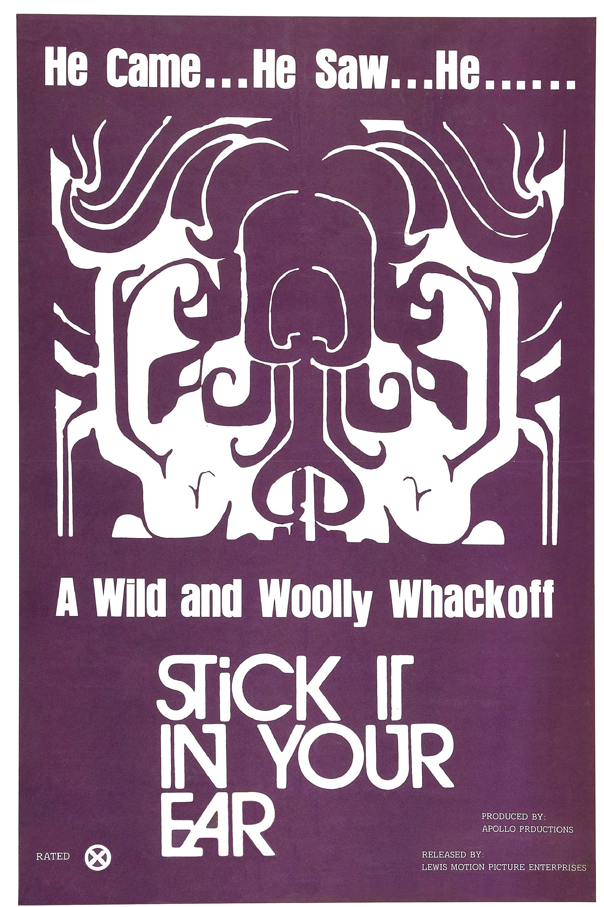 Stick It in Your Ear (1970)
