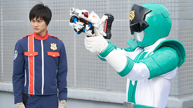 Super Sentai Season 42 :Episode 36  Shoot the Bomb