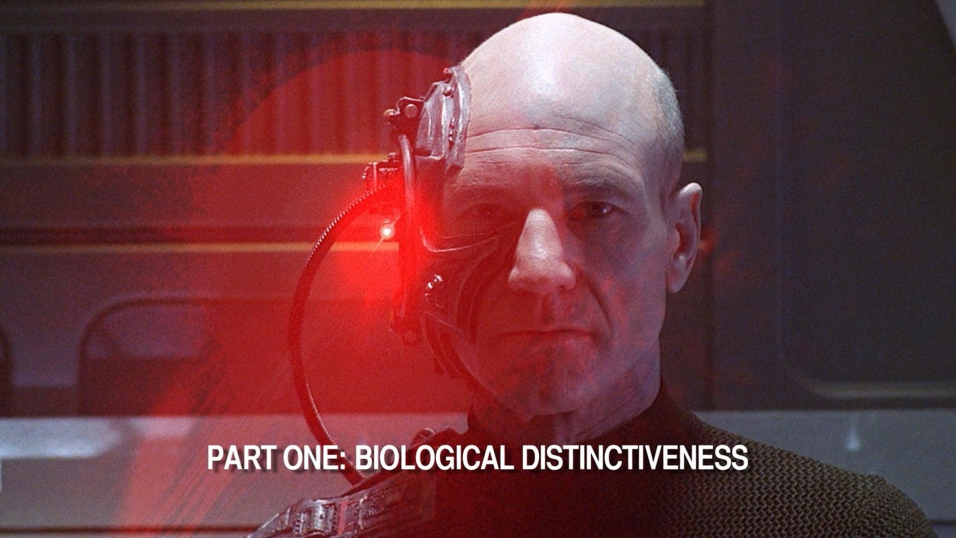 Resistance Is Futile: Assimilating Star Trek: The Next Generation - Part 1: Biological Distinctiveness-Azwaad Movie Database