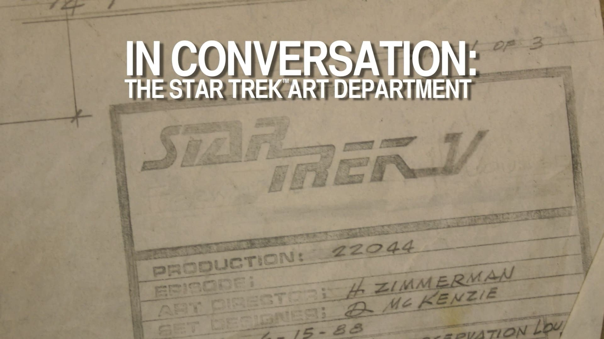 In Conversation: The Star Trek Art Department-Azwaad Movie Database