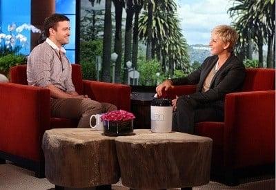 The Ellen DeGeneres Show Season 9 :Episode 34  Justin Timberlake, Coldplay