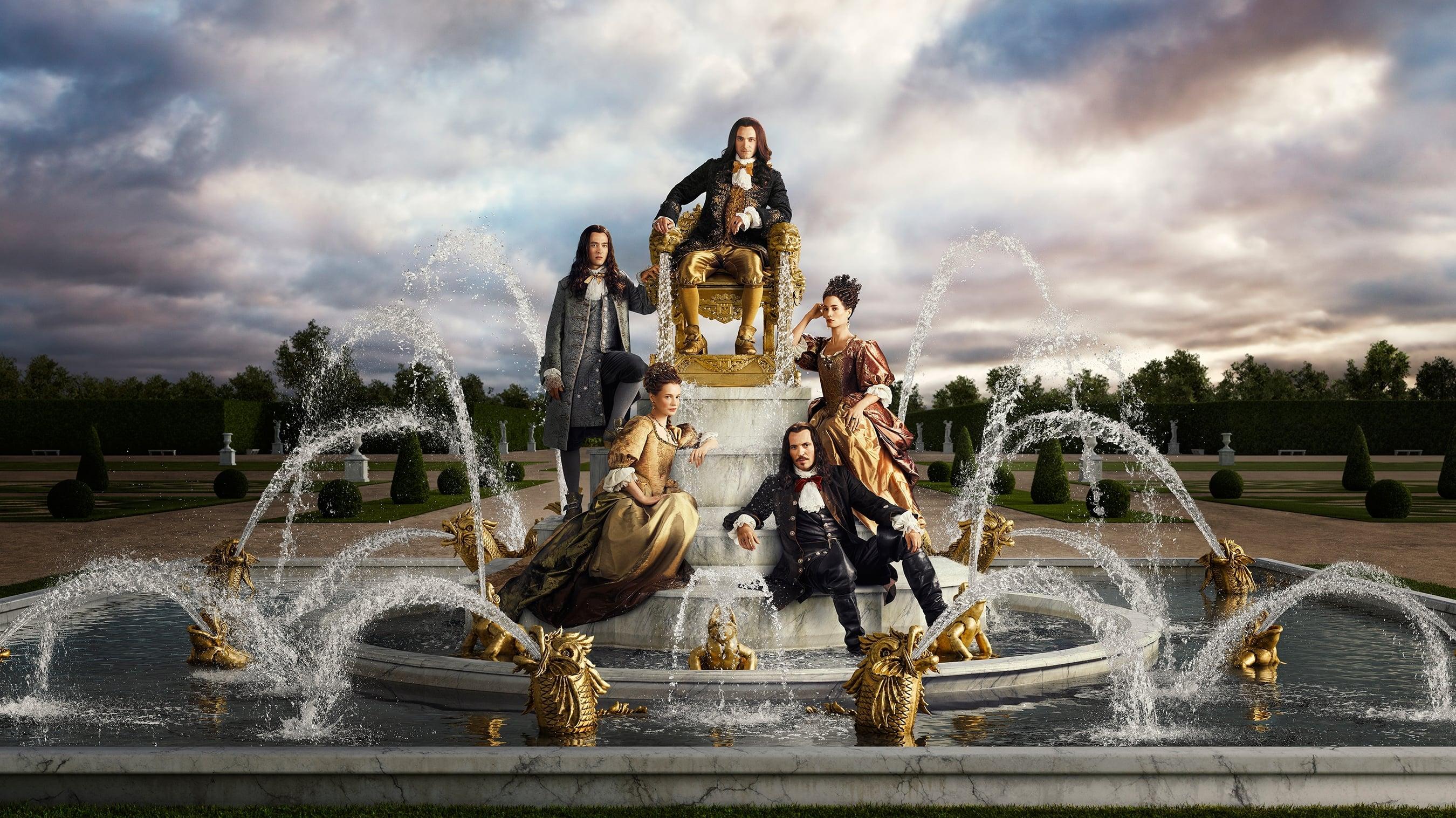 """Finale dritte Staffel """"Versailles"""" bei Sky"""