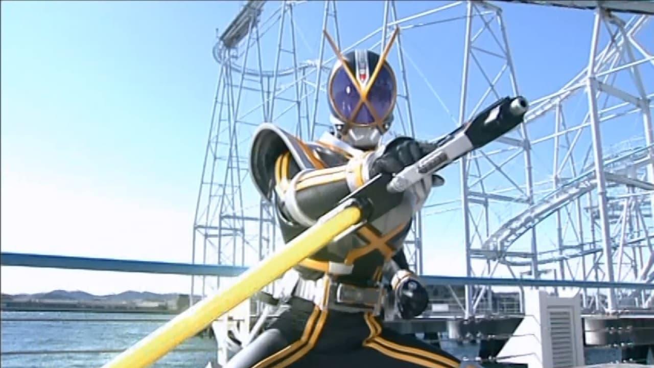 Kamen Rider Season 13 :Episode 12  Ryūsei School