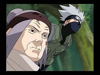 Naruto Shippūden Season 1 :Episode 12  The Retired Granny's Determination