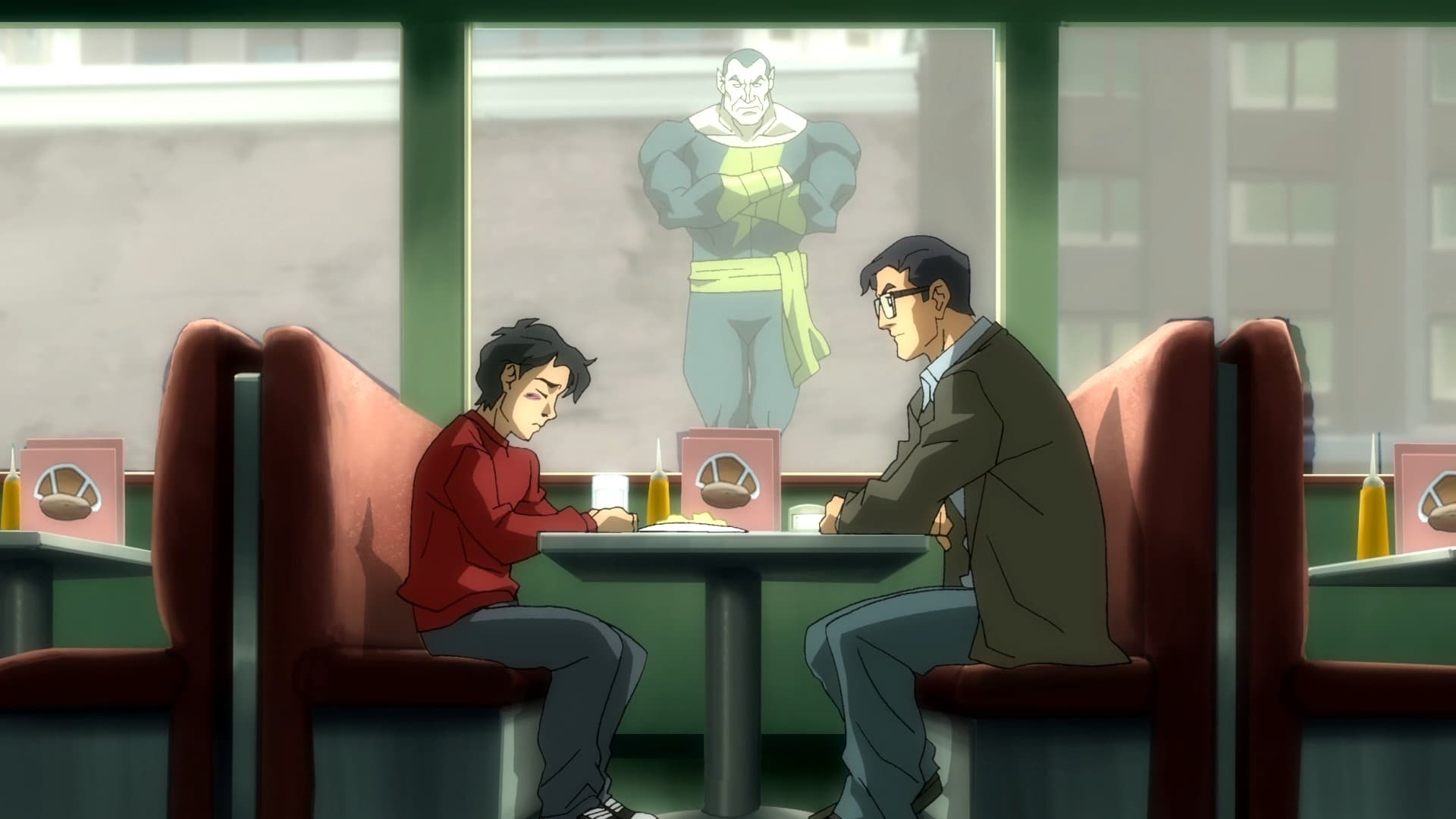 Watch Superman/Shazam!: The Return of Black Adam (2010) online free  watchcartoononline - kisscartoon