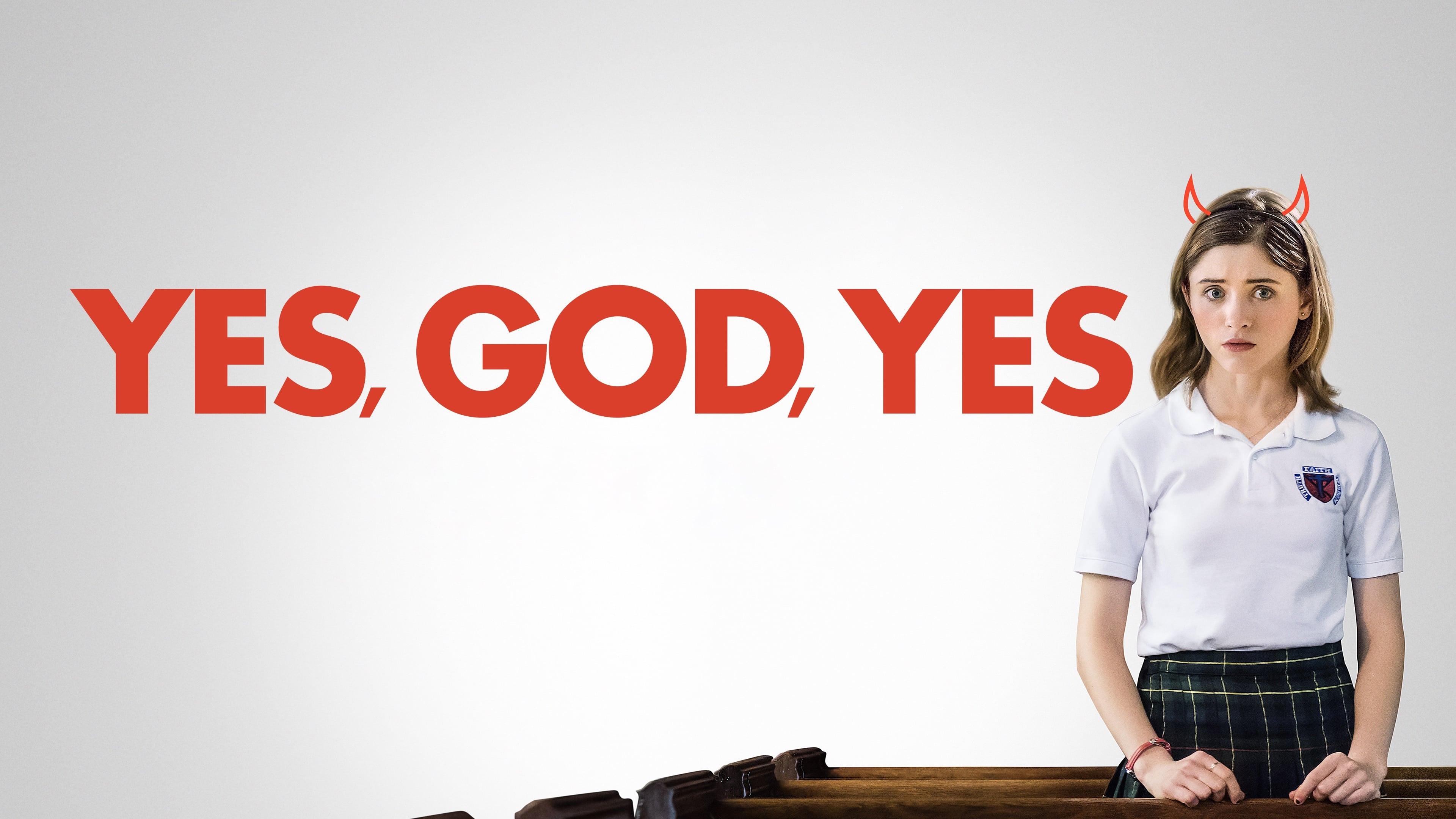 Filmszene aus Yes, God, Yes