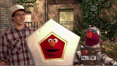 Sesame Street Season 42 :Episode 5  Shape-O-Bots