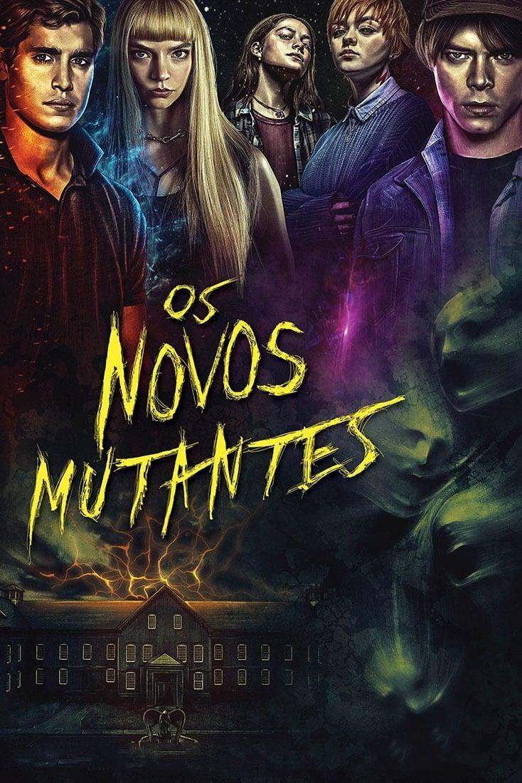Imagens Os Novos Mutantes