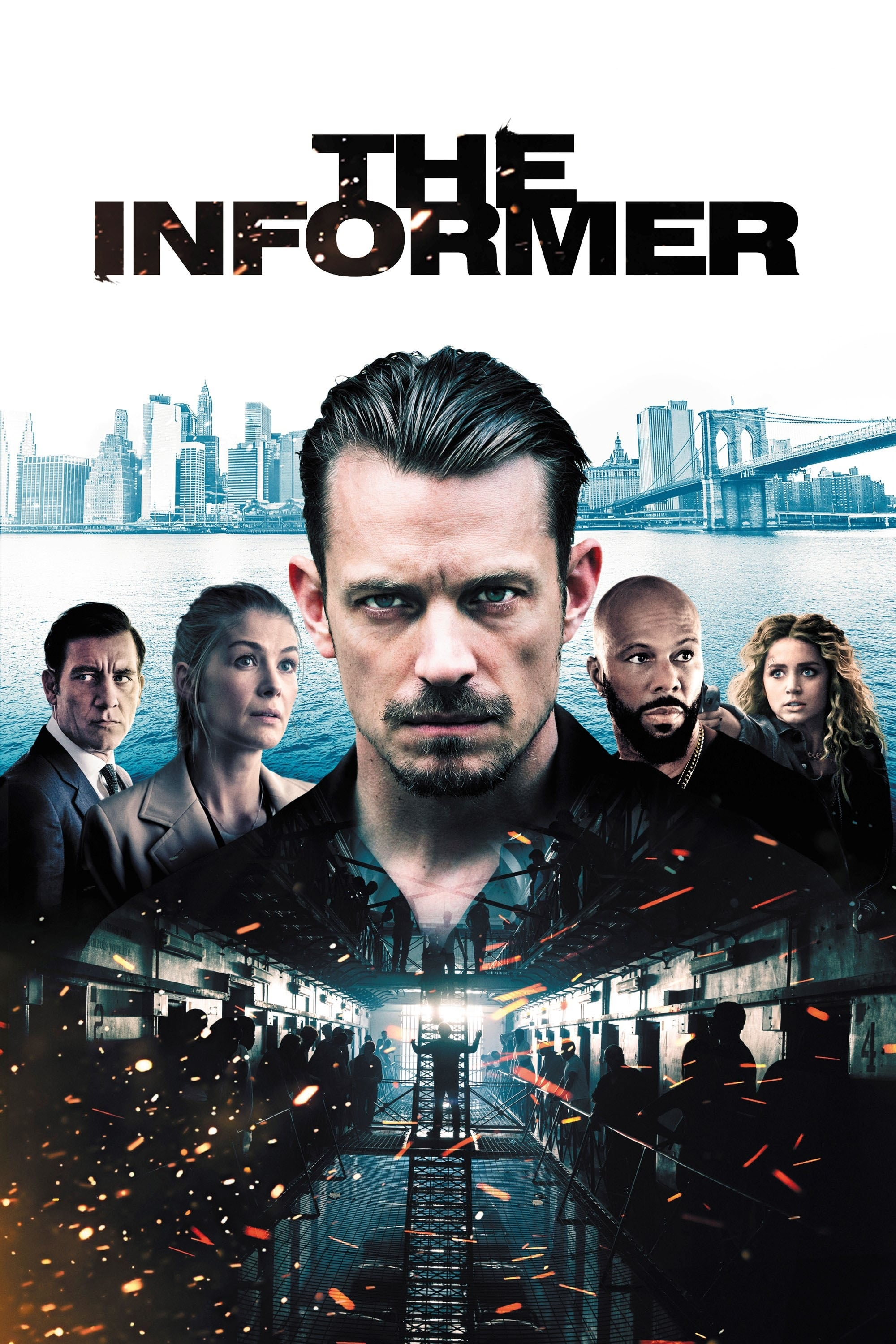 The Informer streaming sur libertyvf