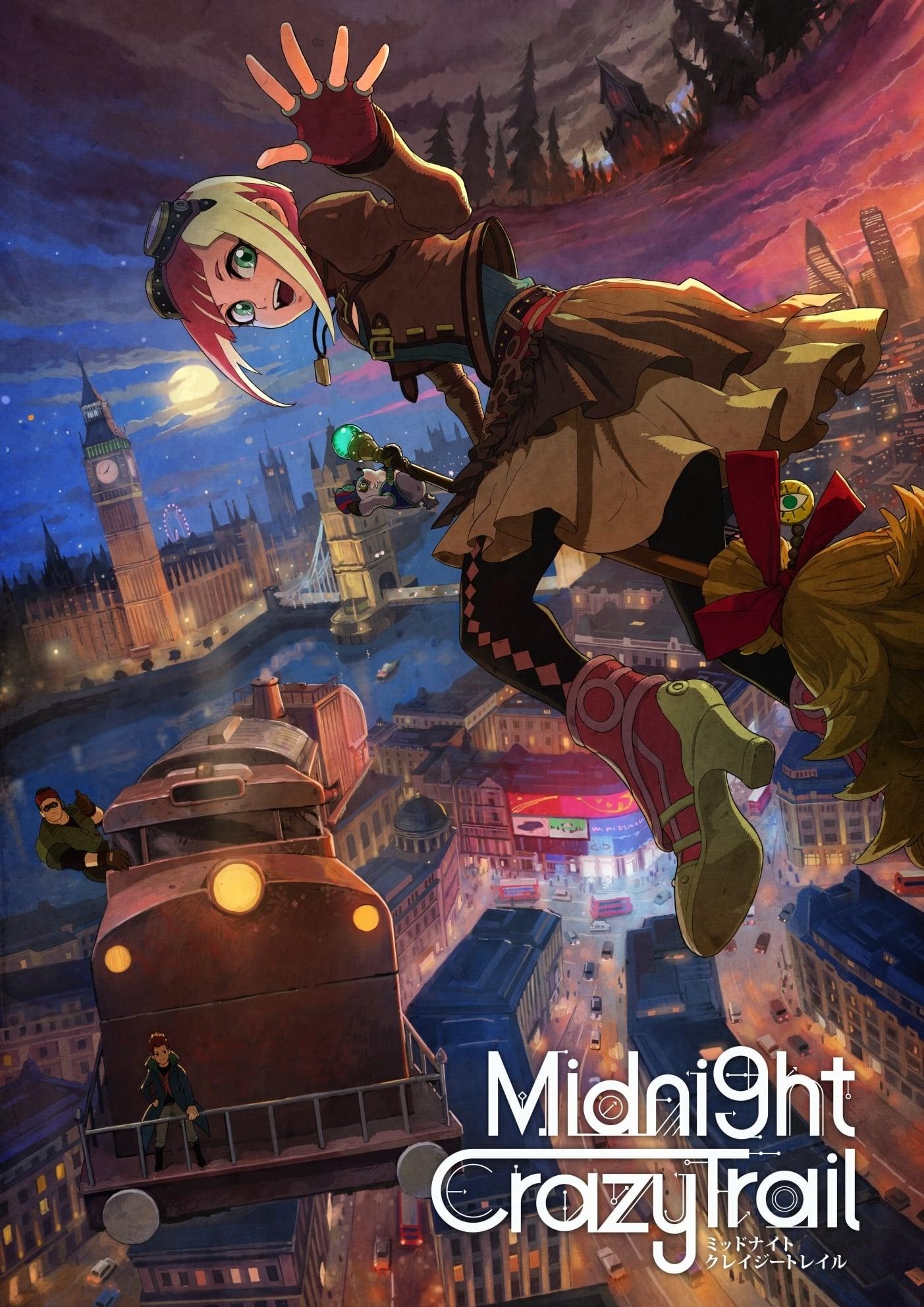 Ver Midnight Crazy Trail Online HD Español ()