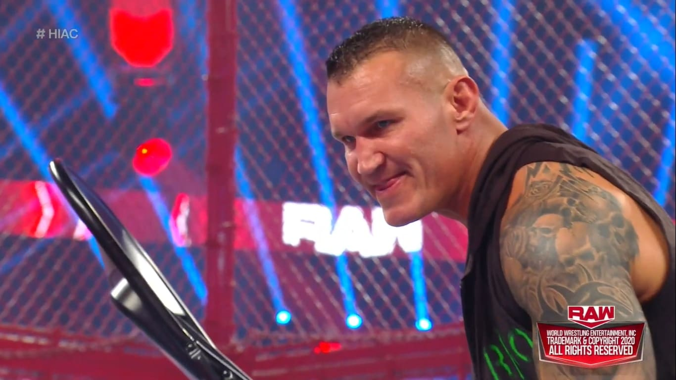 WWE Raw Season 28 :Episode 42  October 19, 2020