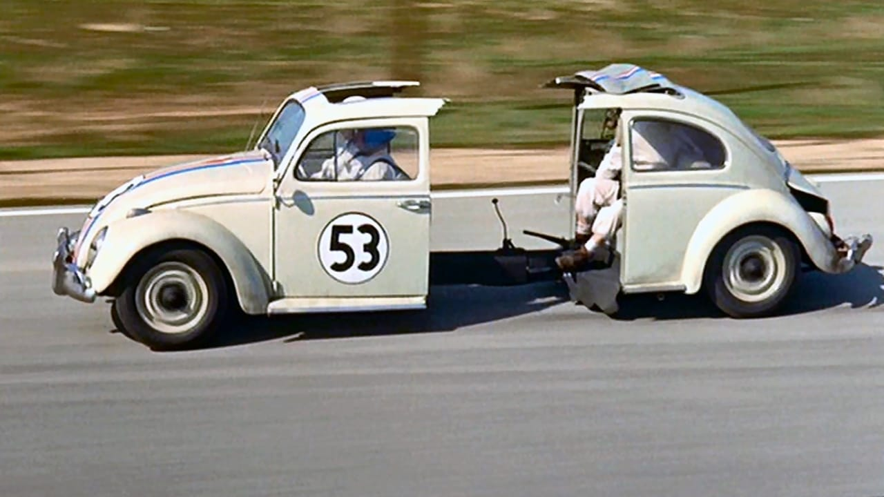 herbie collection 1968 2005 backdrops the movie database tmdb. Black Bedroom Furniture Sets. Home Design Ideas