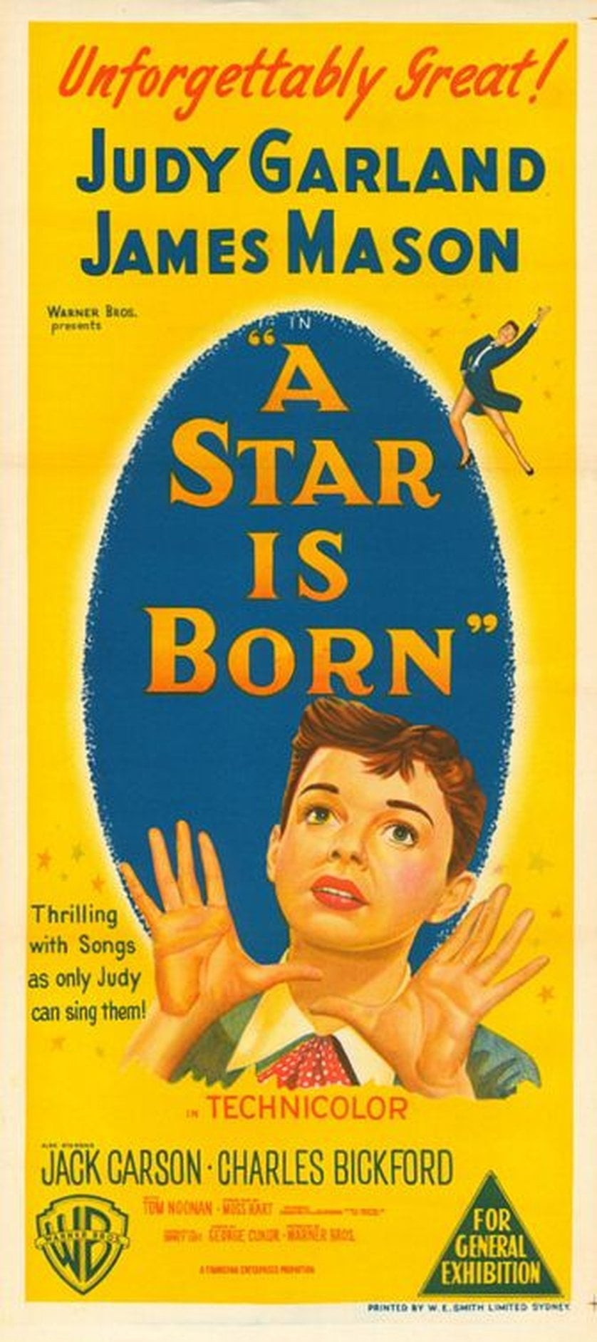 A Star Is Born World Premiere (1954)