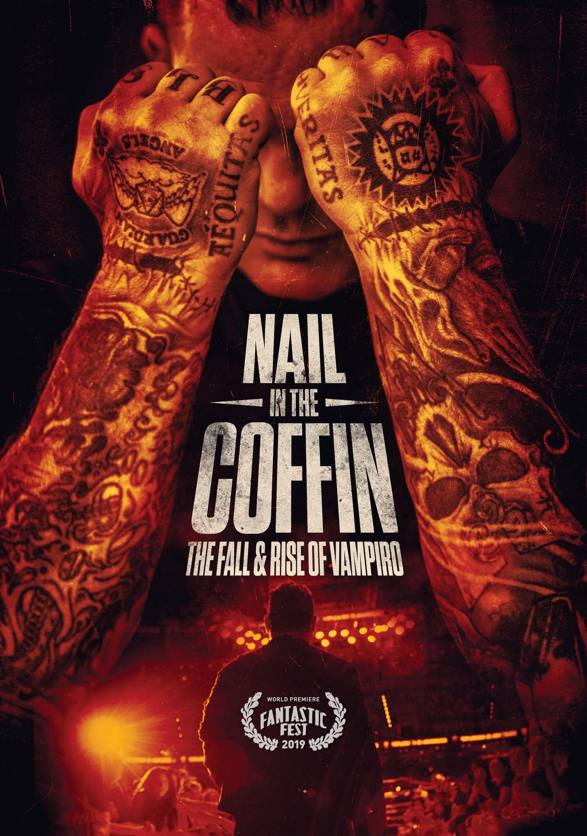 Nail in the Coffin: The Fall and Rise of Vampiro