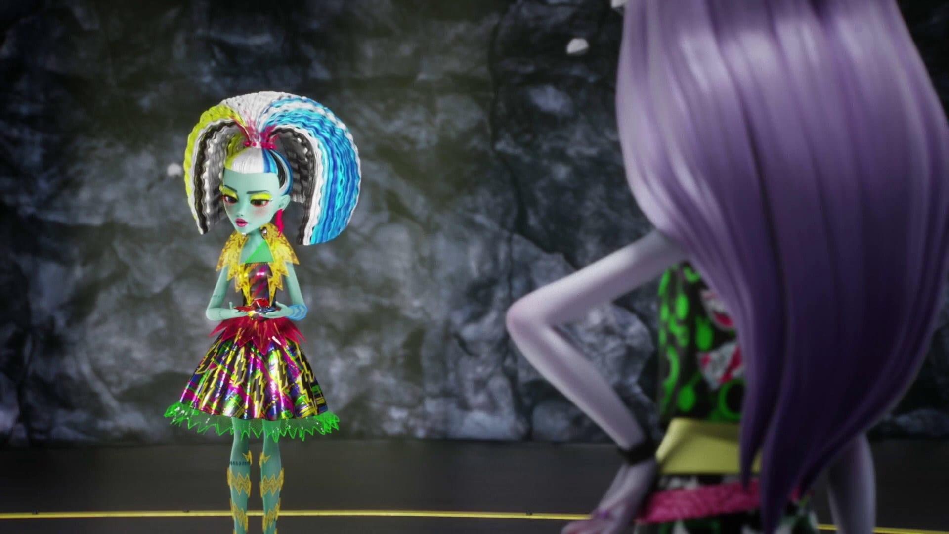 Baixar Monster High: Eletrizante Torrent (2017) Dublado / Dual Áudio 5.1 BluRay 720p | 1080p Download
