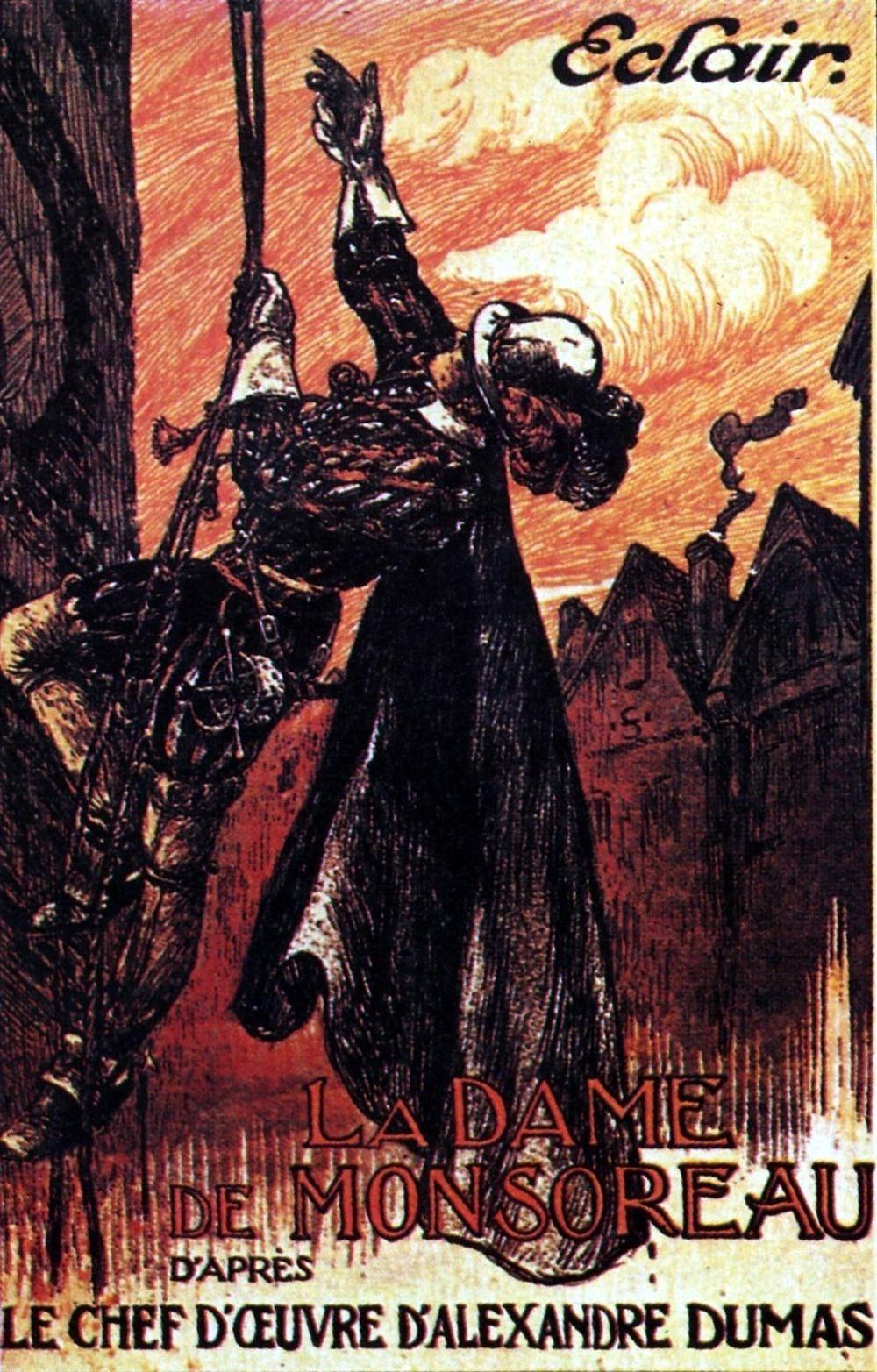 Ver La dame de Monsoreau Online HD Español (1923)