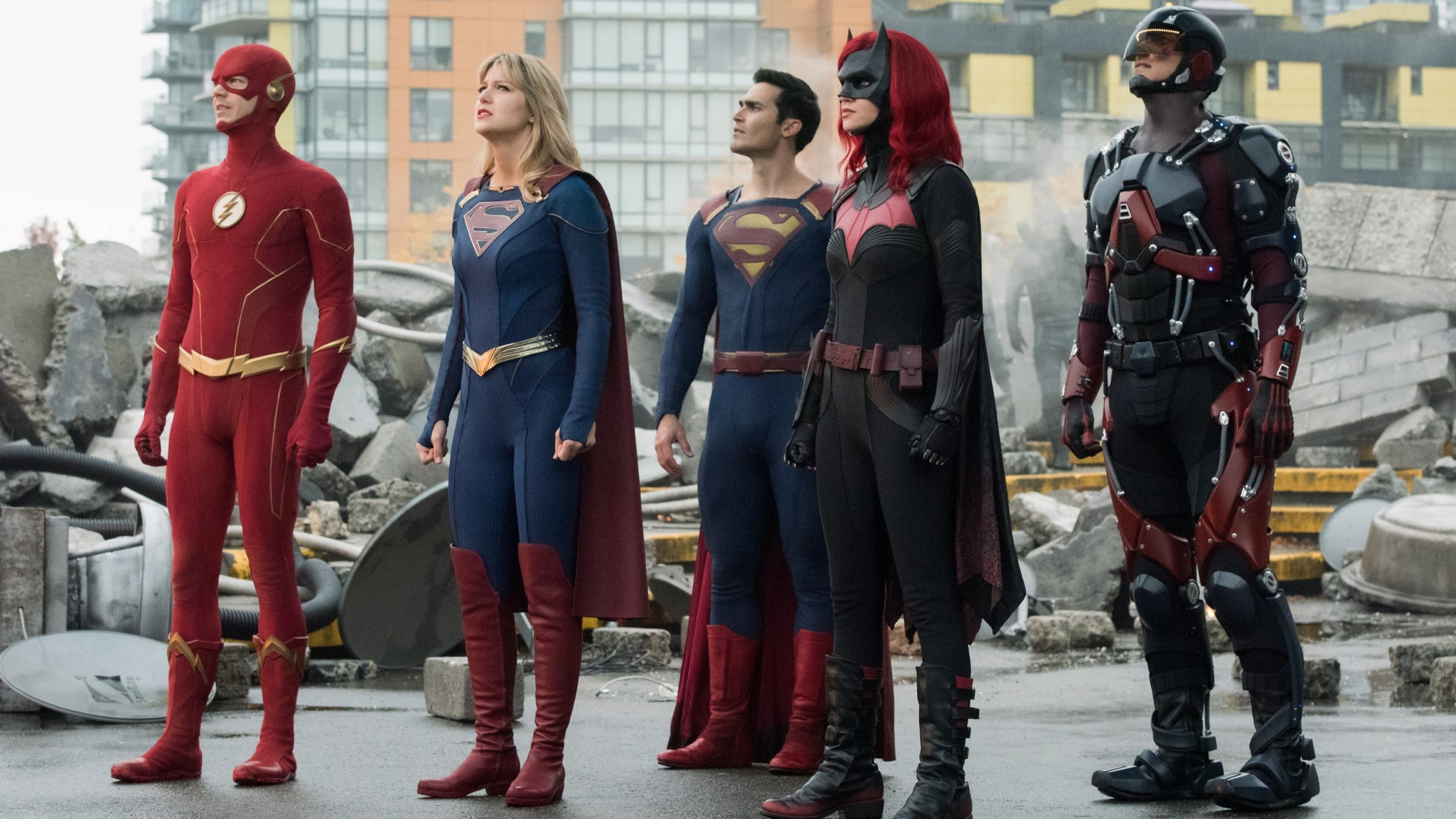 Supergirl Season 5 :Episode 9  Crisis on Infinite Earths: Part One (I)