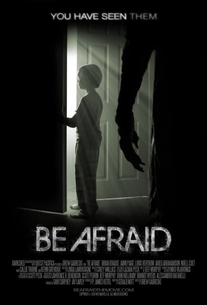 Ver Be Afraid Online HD Español (2015)