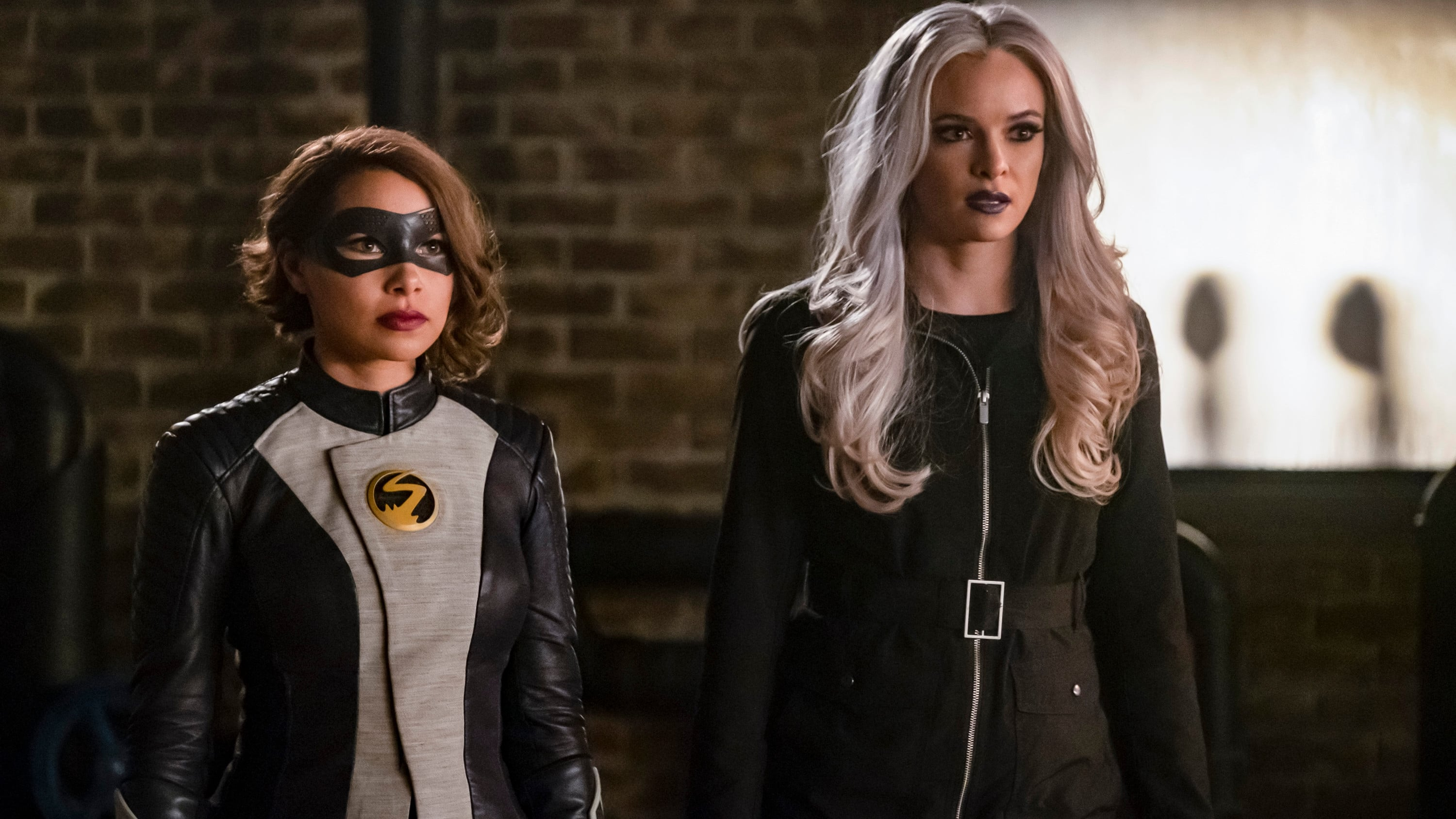 The Flash Season 5 :Episode 14  Cause and XS