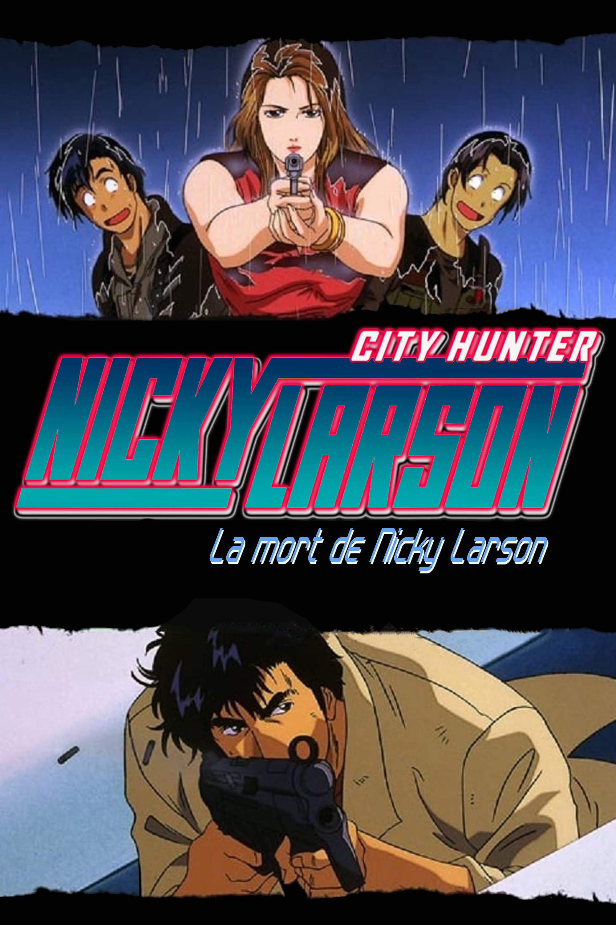 City Hunter Special: The Death of Vicious Criminal Saeba Ryo (1999)