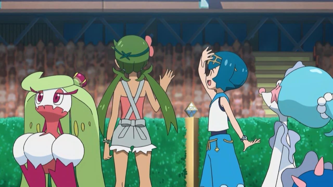 Pokémon Season 22 :Episode 38  Beste Freunde, beste Gegner!