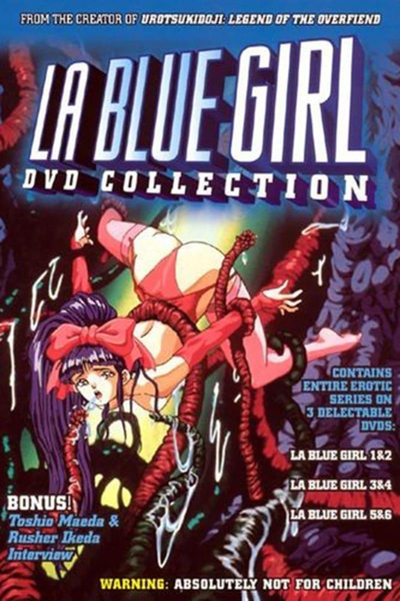 la blue girl free