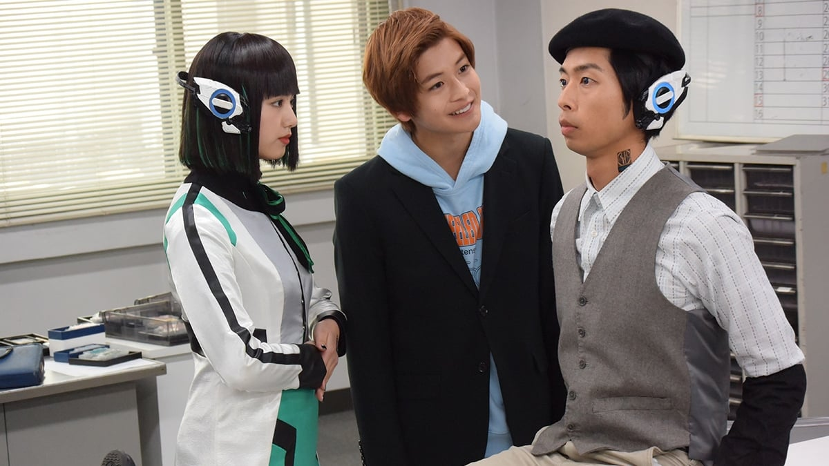 Kamen Rider Season 30 :Episode 31  Leap Towards Your Dream