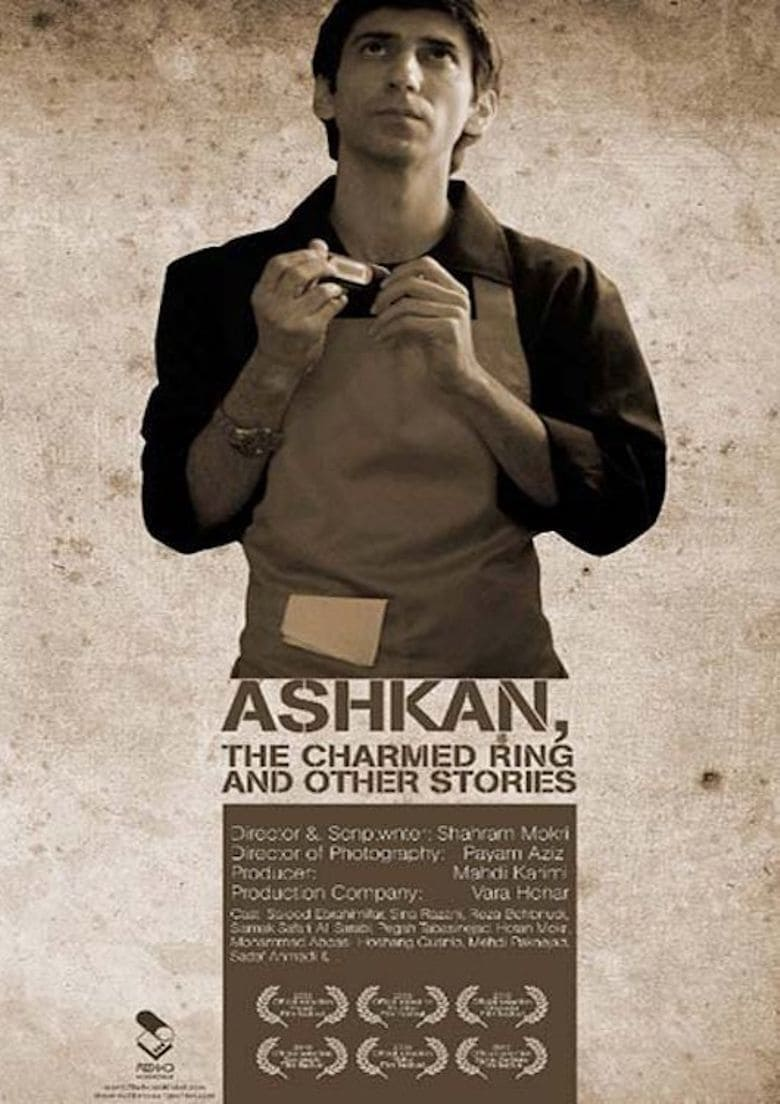 Ashkan, the Charmed Ring and Other Stories (2009)