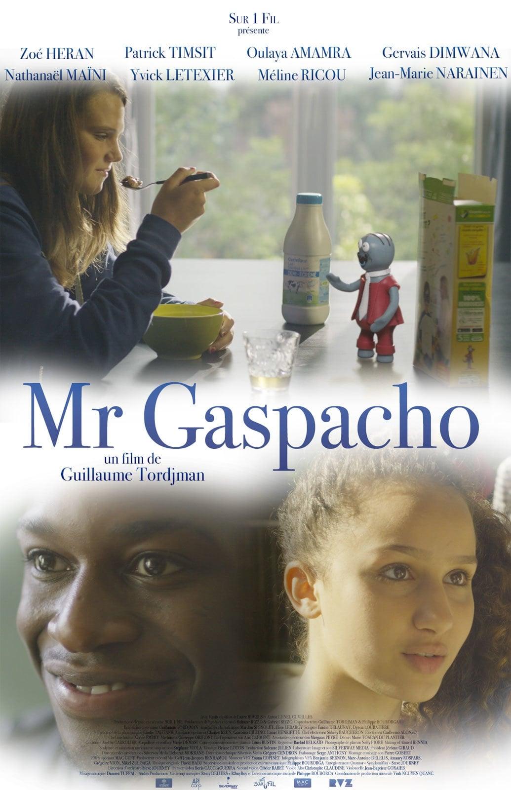 Ver Mr Gaspacho Online HD Español ()