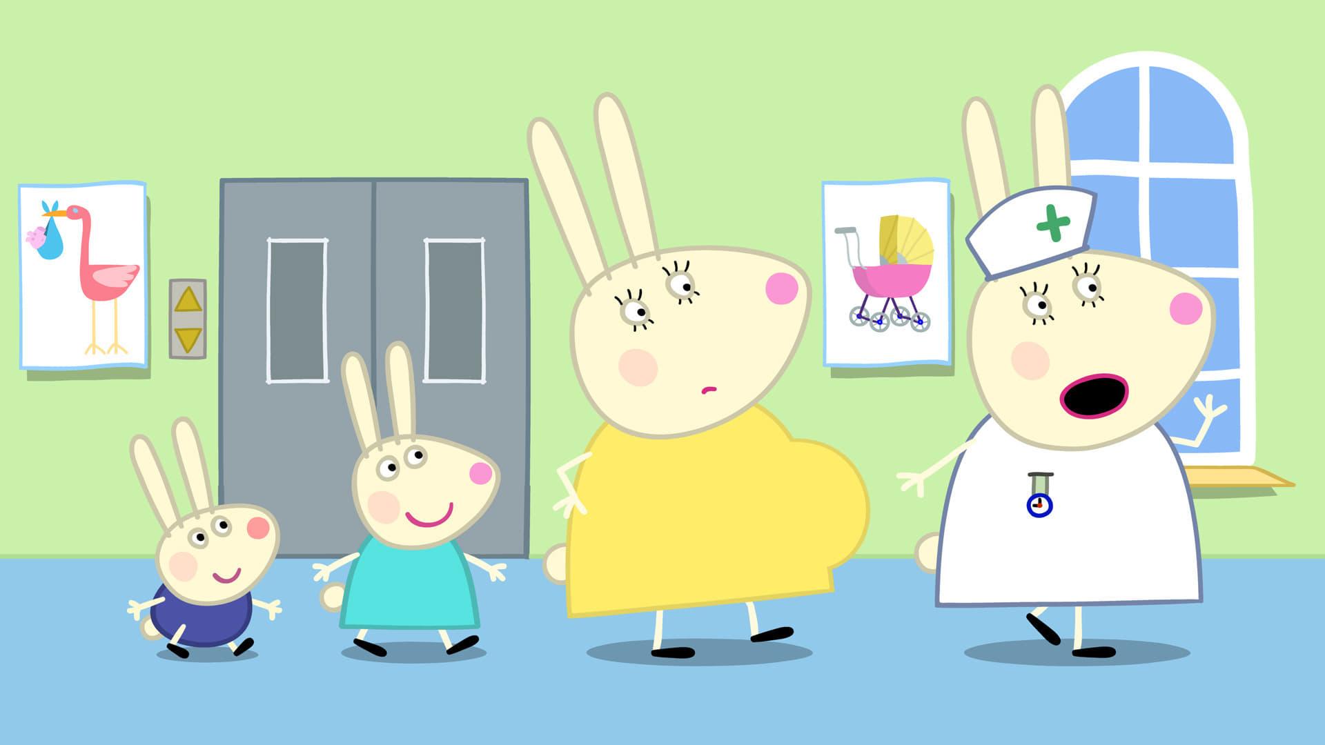 Peppa Pig Season 4 :Episode 10  Mummy Rabbit's Bump