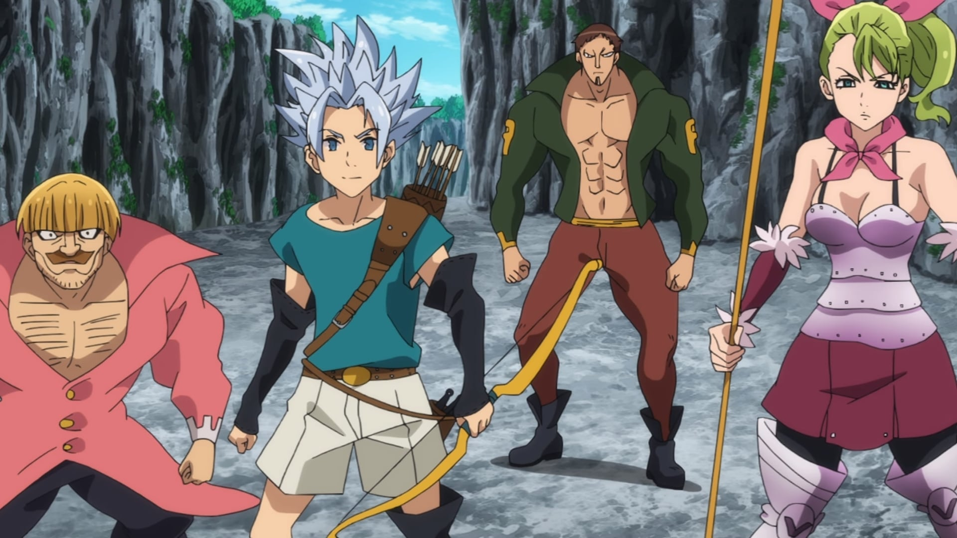 The Seven Deadly Sins Season 2 :Episode 15  A Bloodcurdling Confession