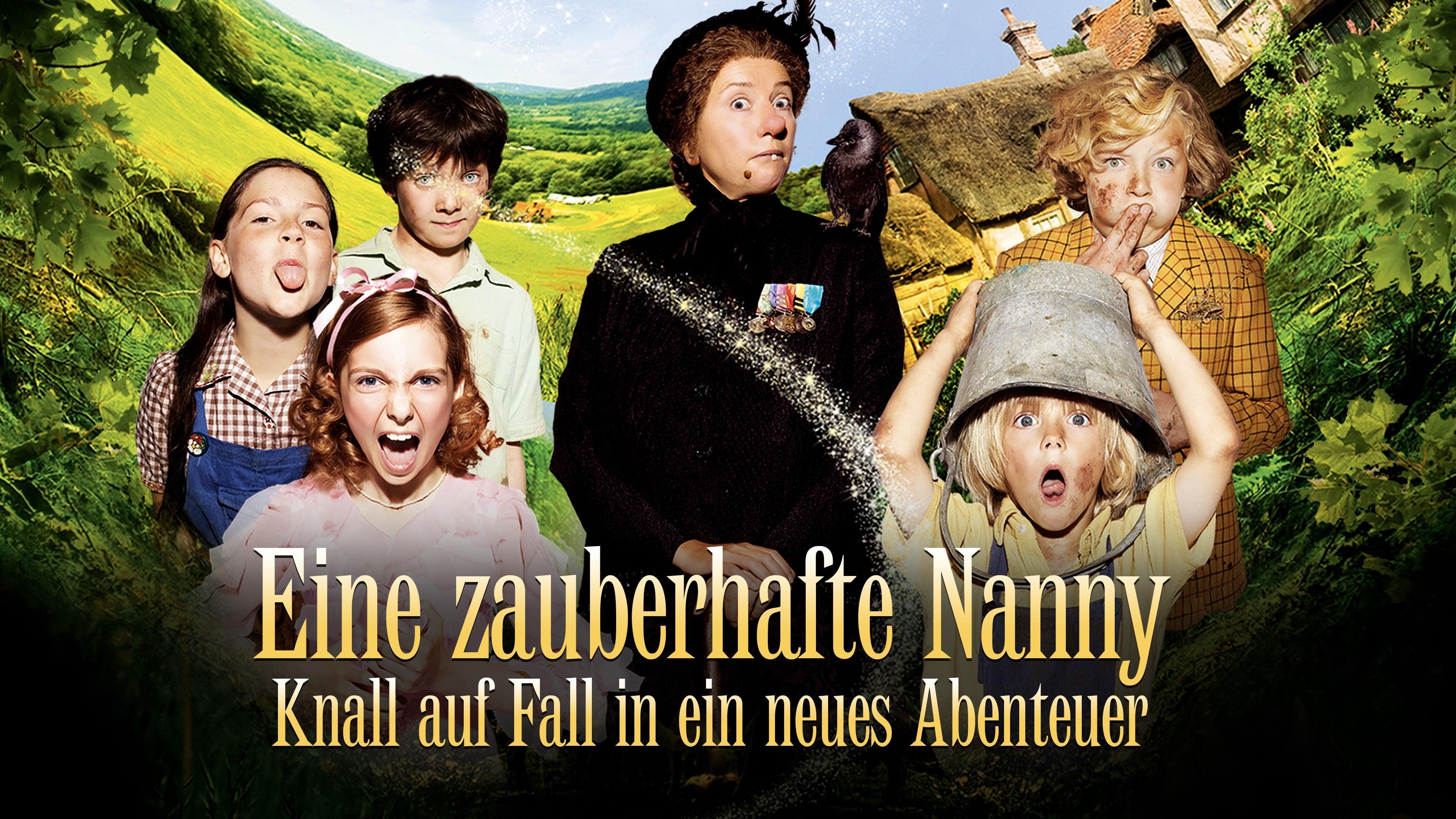 Nanny McPhee and the Big Bang Movie