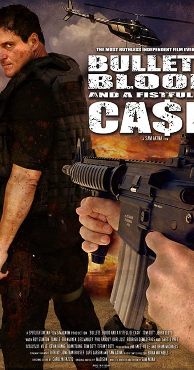 Bullets, Blood & a Fistful of Ca$h on FREECABLE TV