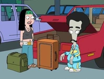 American Dad! Season 5 :Episode 8  Chimdale