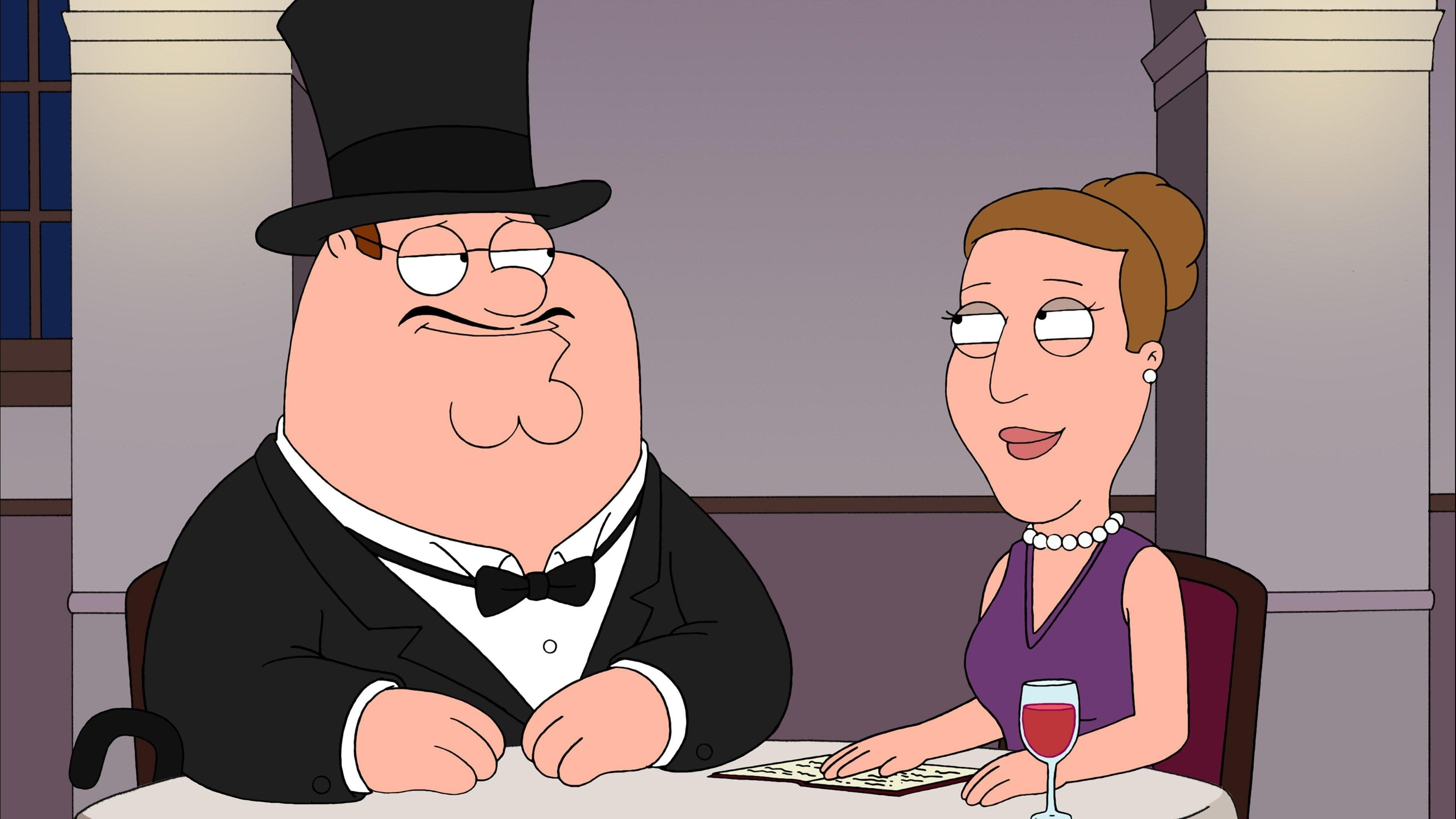 Family Guy Season 8 :Episode 14  Peter-assment