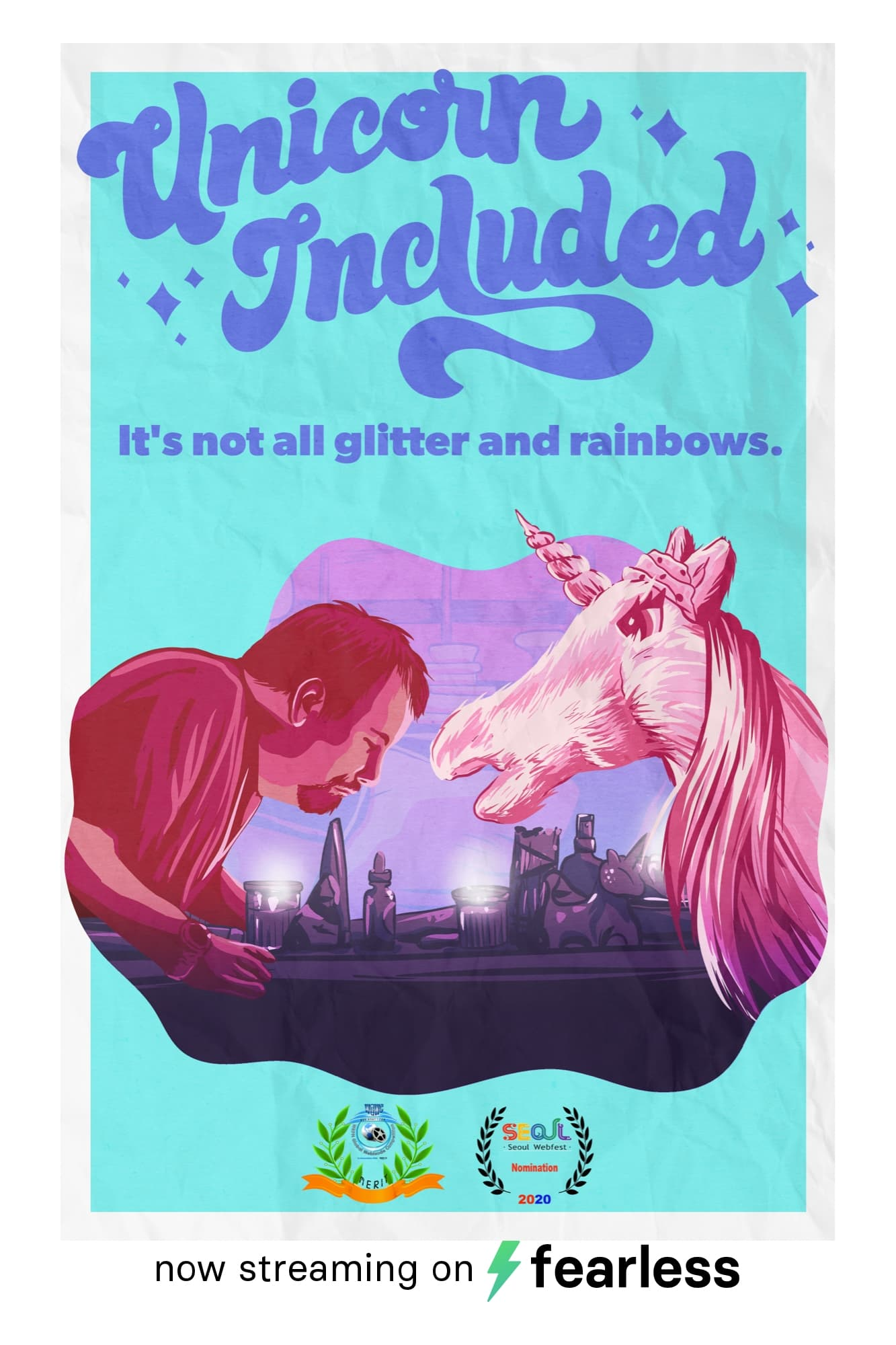 Unicorn Included TV Shows About Intellectual Disability