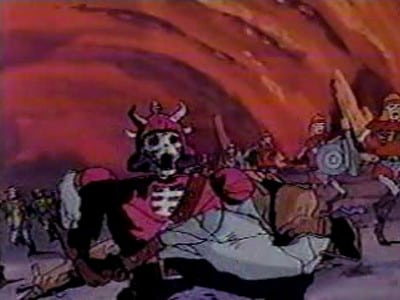 Inhumanoids Season 1 :Episode 13  Earth's Darkest Hour