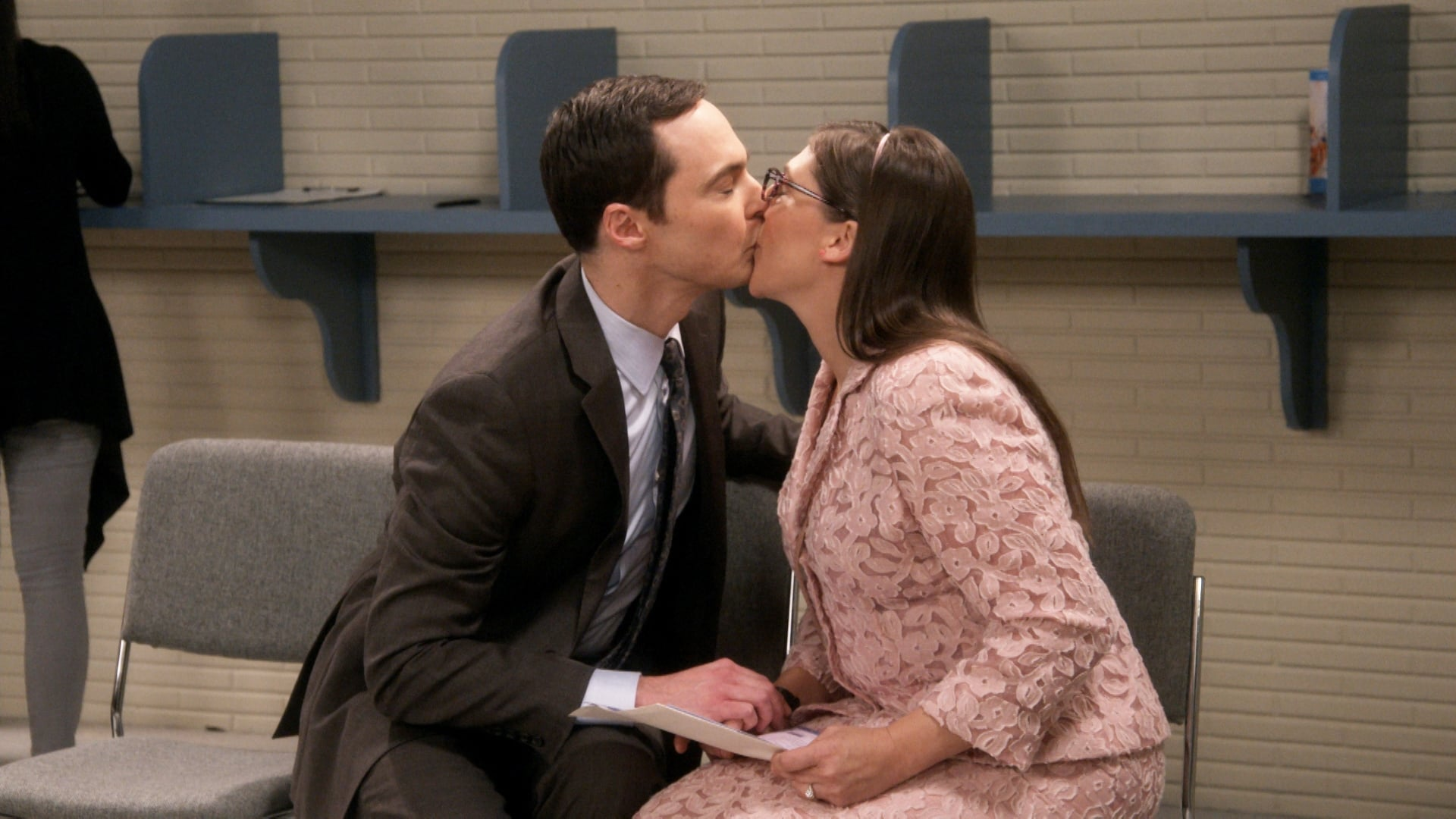 The Big Bang Theory Season 11 :Episode 10  The Confidence Erosion