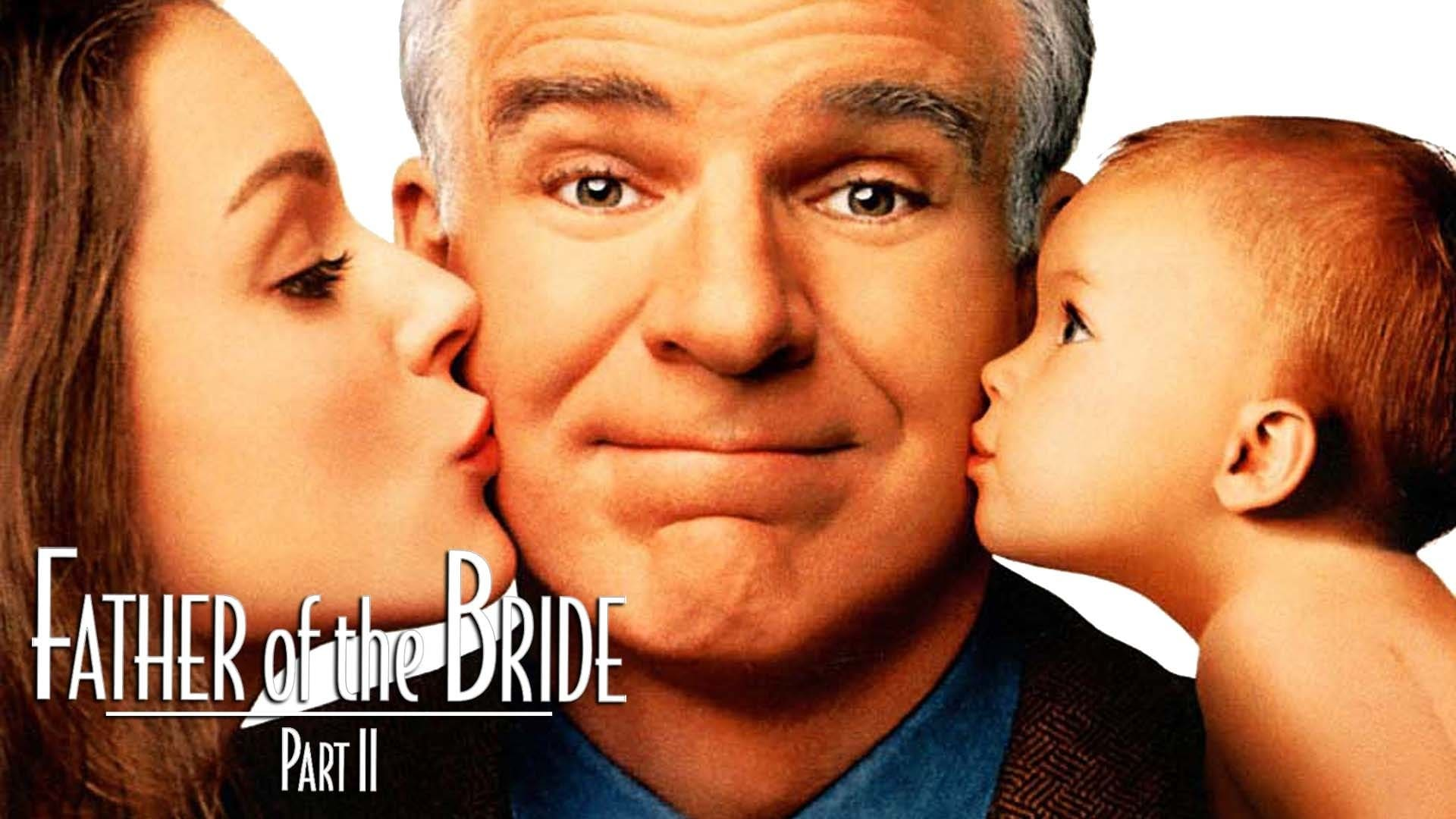 Father Of The Bride Part Ii 1995 The Movie