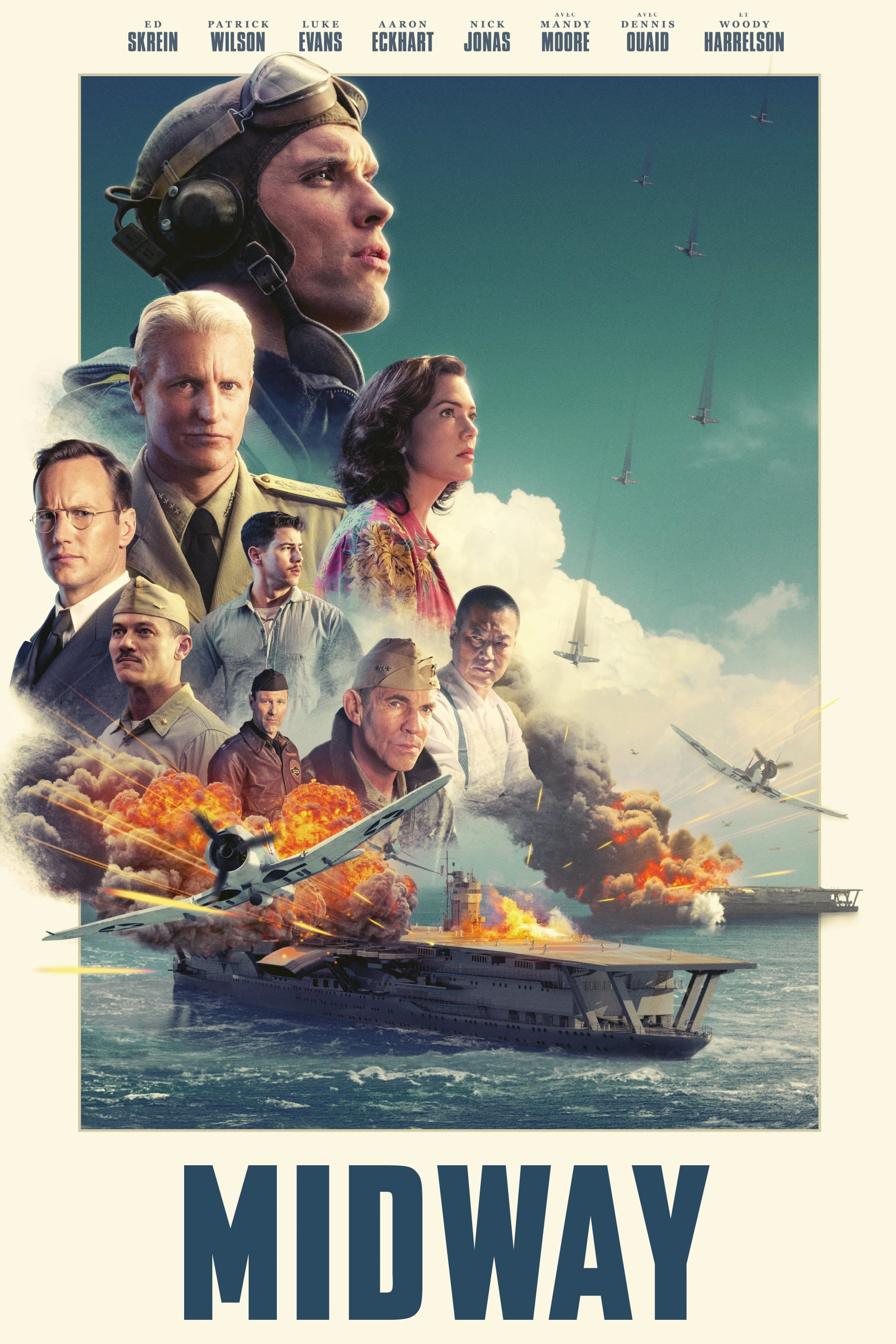 voir film Midway streaming