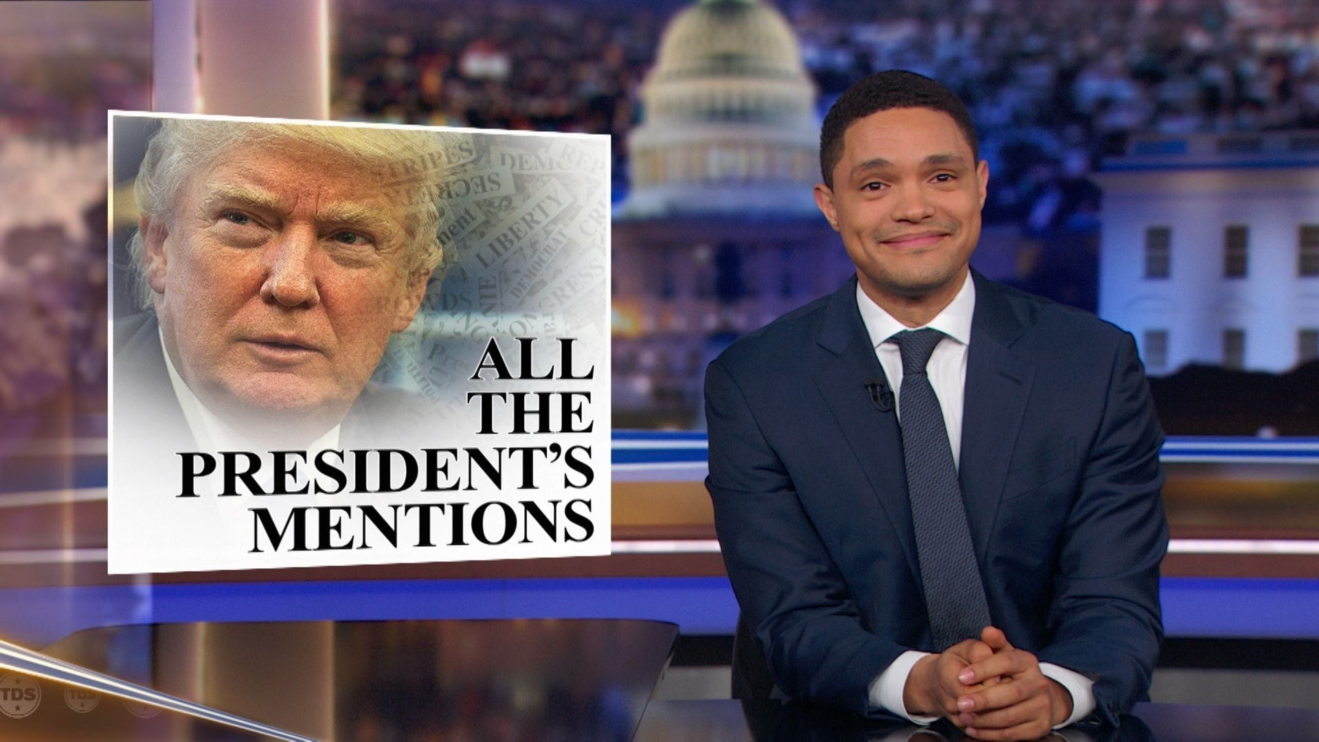 The Daily Show with Trevor Noah Season 24 :Episode 74  Rutger Bregman