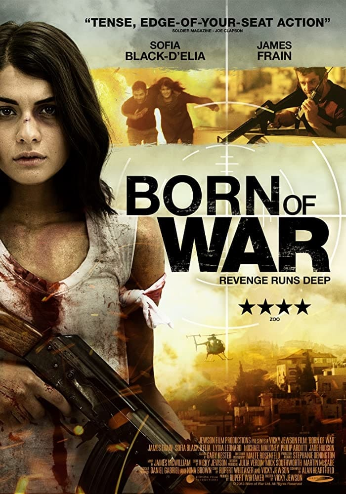 Born of War on FREECABLE TV