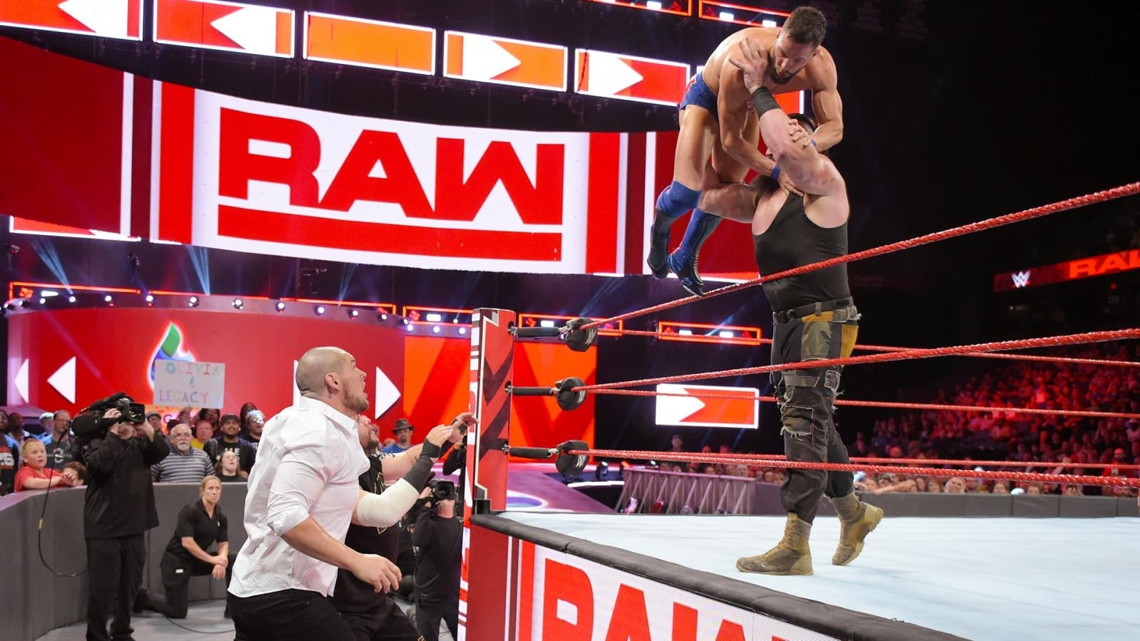 WWE Raw Season 26 :Episode 25  June 18, 2018 (Grand Rapids, MI)