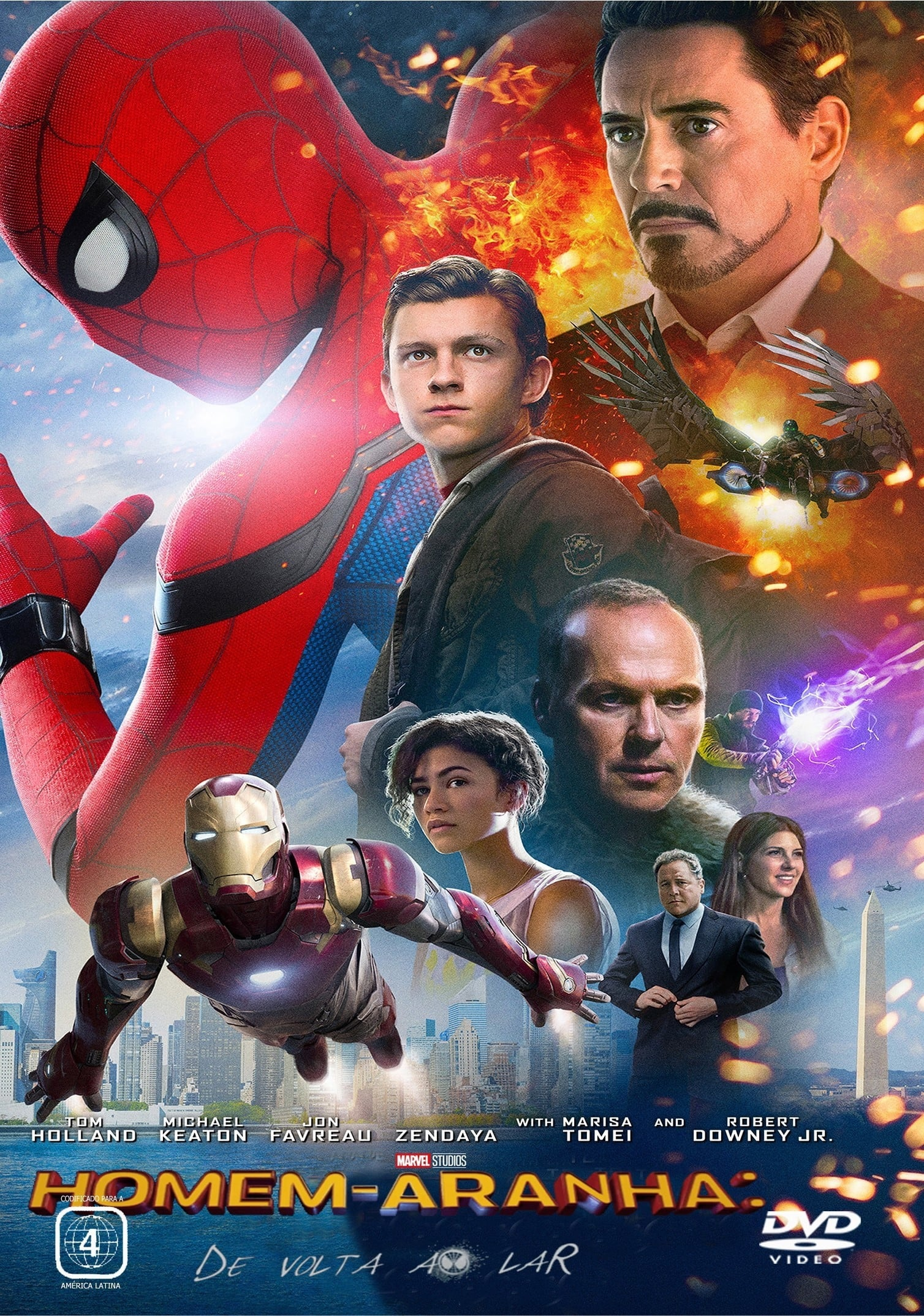 Spider Man Streaming