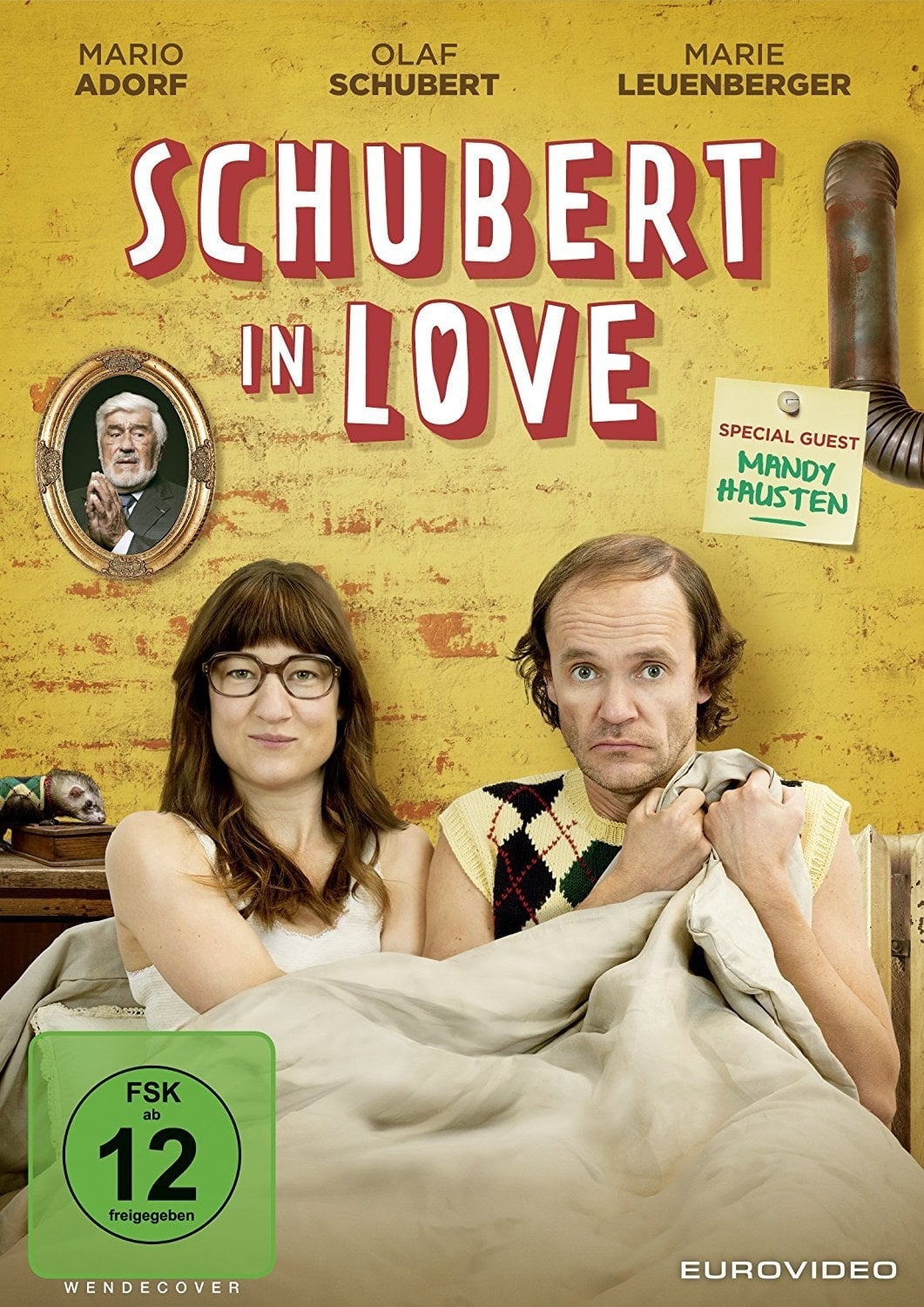 Schubert in Love – Dublado (2016)