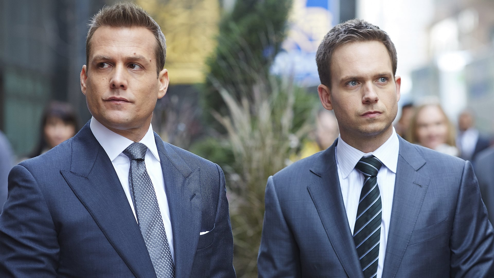 Suits - Season 4 Episode 14 : Derailed