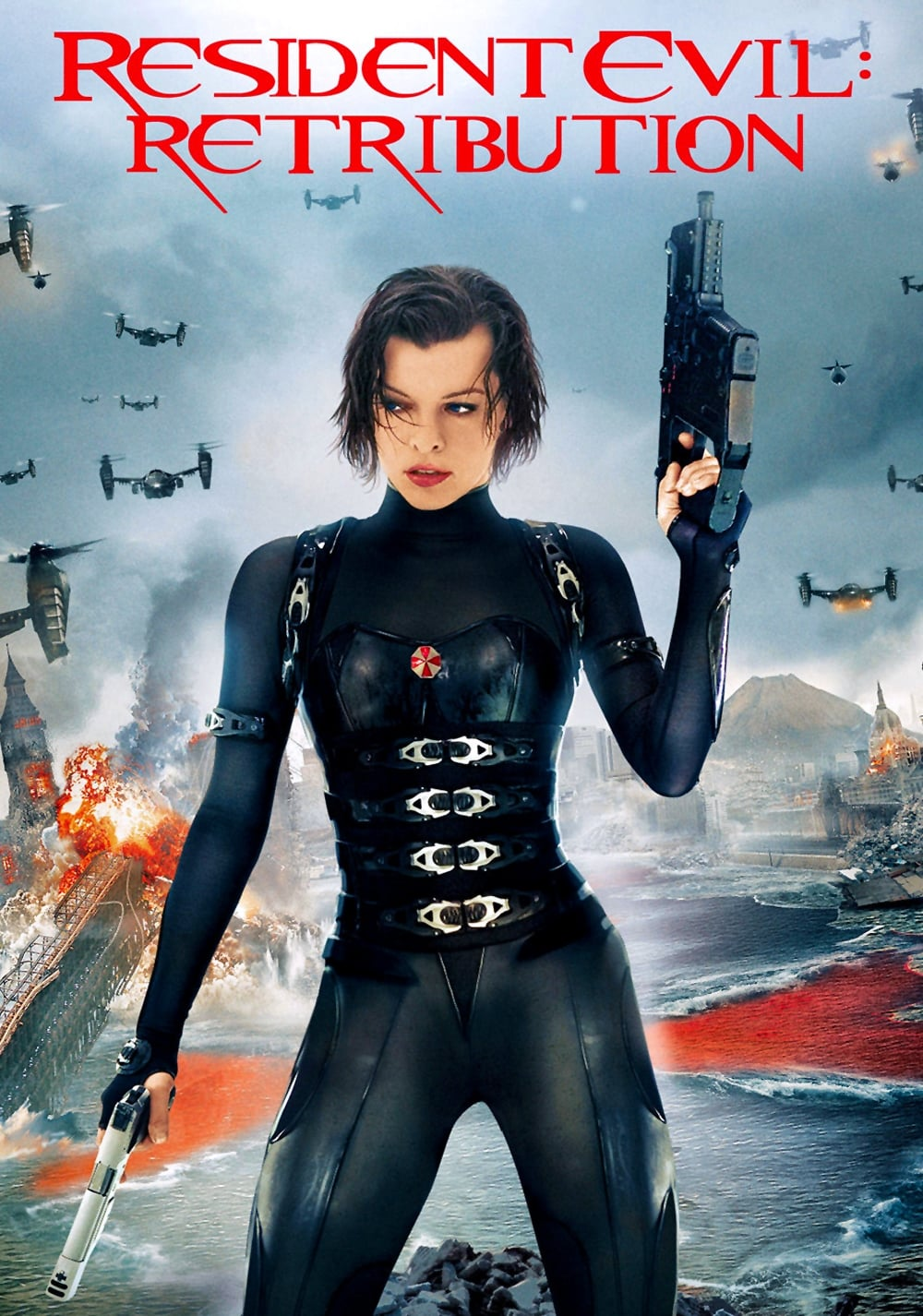 Resident Evil: Retribution (2012) - Posters — The Movie ...
