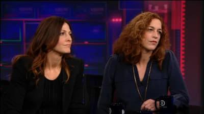 The Daily Show with Trevor Noah Season 18 :Episode 67  Lori Silverbush & Kristi Jacobson